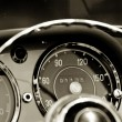 Stock Photo: Dashboard