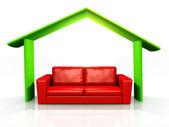 Home comfort — Stock Photo