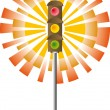 Traffic Lights — Stock Vector #5459395