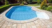 The pool — Stock Photo