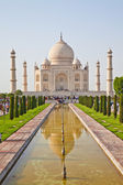 Taj Mahal located in Agra 20 — Stock Photo