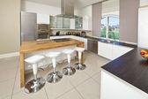 The Luxury Kitchen — Stock Photo