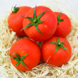 Red tomatoes - Stockfoto