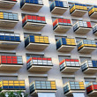 Balconies — Stock Photo #5981672