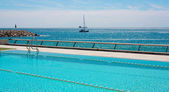Swimming pool. — Stock Photo