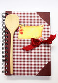 Cookbook. — Stock Photo