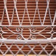 Ornamental Lattice. — Stock Photo