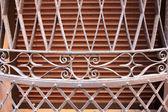 Reticolo ornamentale. — Foto Stock