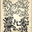 thumbnail of Ornament in style of the Maya