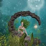 Mermaid — Stock Photo #6024255