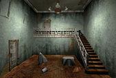 Casa abbandonata — Foto Stock