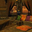 Arabian night - Stock Photo