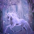 Stock Photo: Last unicorn