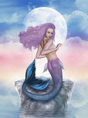 Mermaid — Stock Photo
