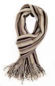 Mens scarf — Stock Photo