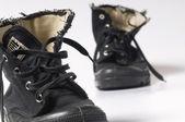 Unisex boots — Stock Photo