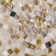 Concentric mosaic background — Stock Photo