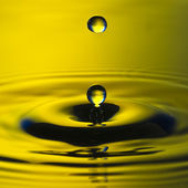 Water drops 1 — Stock Photo