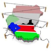 Southern Sudan — Stok fotoğraf
