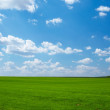 Blue sky — Stock Photo #5749200