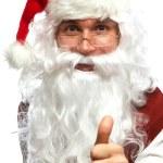 Happy Christmas Santa — Stock Photo