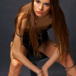 Brunette woman — Stock Photo #6007992