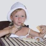 Child Breakfast. — Stock Photo #6254640