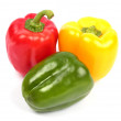 Fresh  sweet peppers — Stock Photo