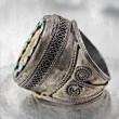 Turkish tribal ring — Stock Photo #5396035