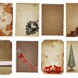 Royalty-Free Stock Photo: Christmas cards