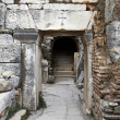 Ancient Christian doorway. - Stock Photo