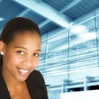 African businesswoman - Stock Photo