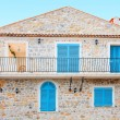 Holiday home in Antibes France - Stock Photo