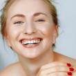 Laughing woman — Stock Photo #5411307