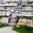 Stock Photo: Amphitheatre in Ephesus.