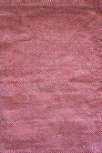 Red cotton texture — Stock Photo