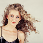 Beautiful strawberry blond teenage girl . — Stock Photo