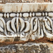 Ancient patterns in Ephesus, Turkey. — Stock Photo