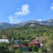 Stock Photo: Sunny day in Simeiz