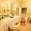 Grand toliet room — Foto Stock