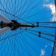 London Eye in London — Stock Photo