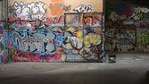 Graffiti — Foto de Stock