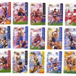 Stock Photo: Sport, AustraliAFL, Stamps