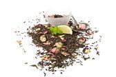 Healthy Herbal Tea — Stock Photo