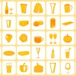Royalty-Free Stock Vector Image: Food Icon