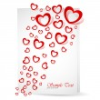 Love Card — Stock Vector #5455995