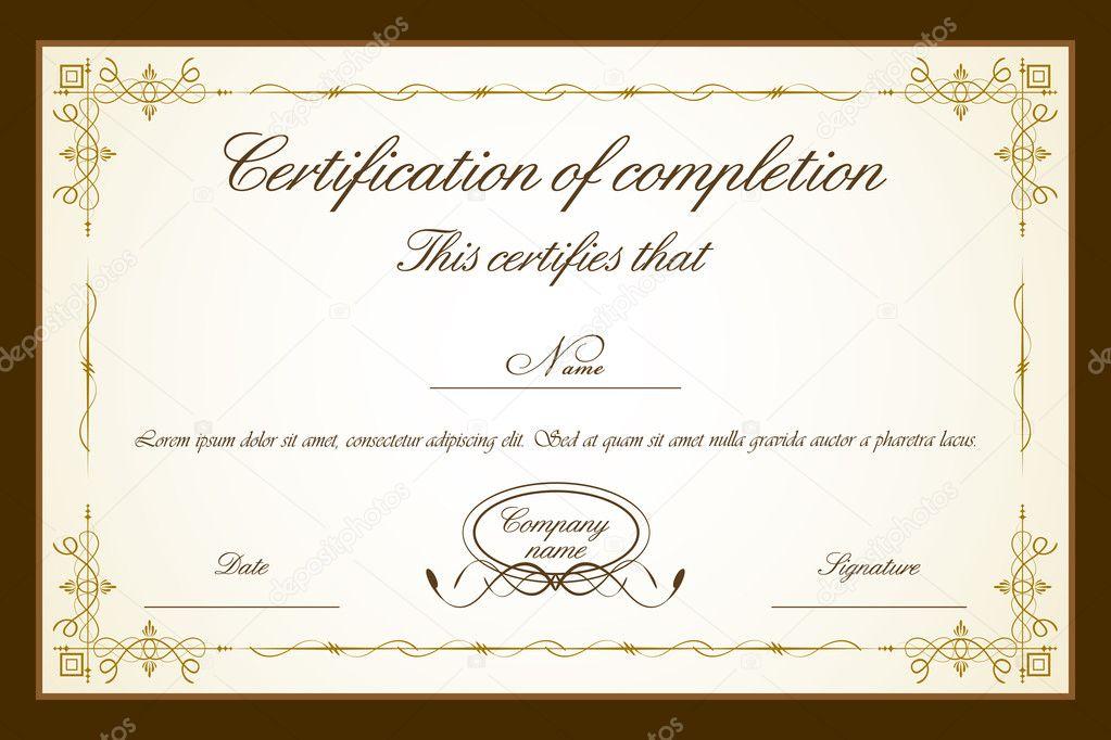 free printable congratulations certificate template .