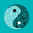 Royalty-Free Stock Vectorafbeeldingen: Yin Yang