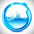 Water Splash — Stock Vector #5921330