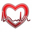 Royalty-Free Stock Vector Image: Heart Beat